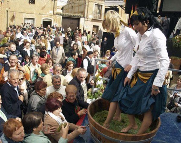 Fiesta De La Vendimia en Zarautz